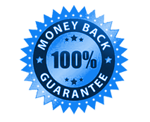 1 Year, 100% Money-Back Guarantee