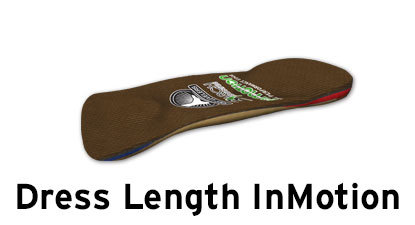 Tight InMotion orthotic