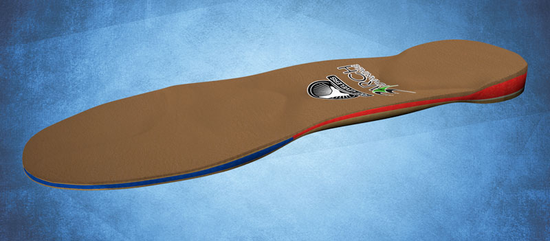 extreme soft luxurious custom orthotic