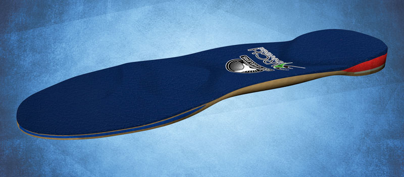 ultra comfort custom orthotic