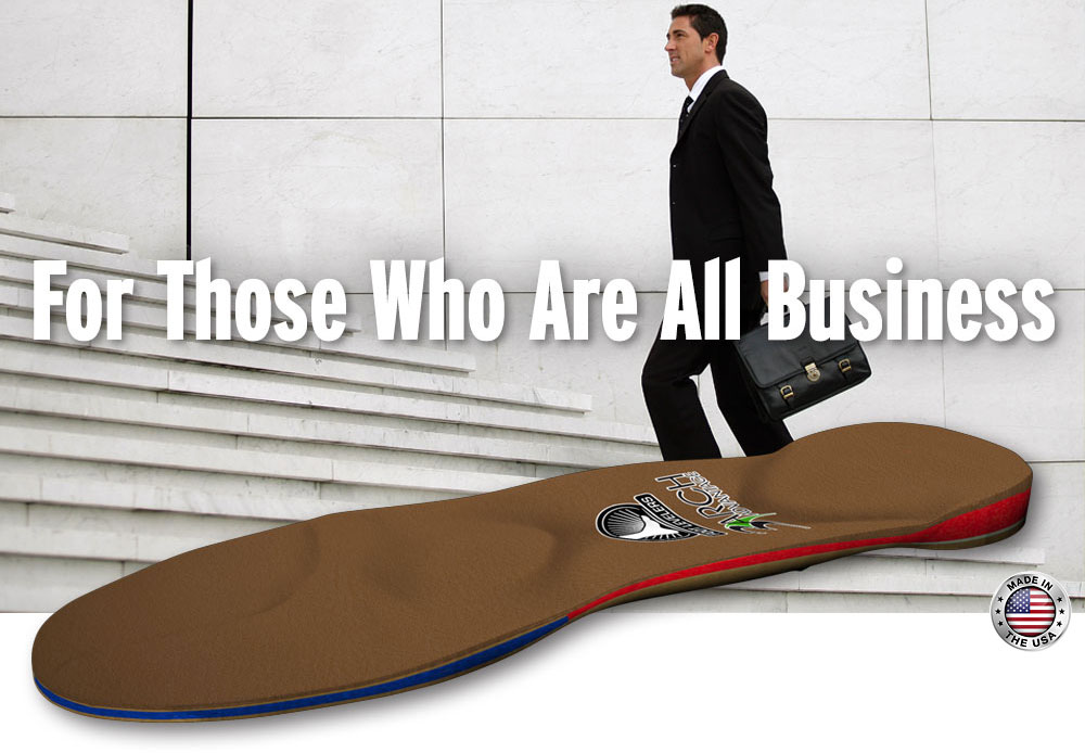 luxury line orthotics
